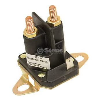 Amazon.com: Mr Mower Parts - Solenoide de arranque para ...