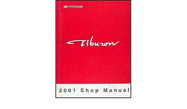 2001 tiburon service manual ebook
