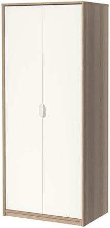Ikea Askvoll - Armario - 80x52x189 cm: Amazon.es: Hogar