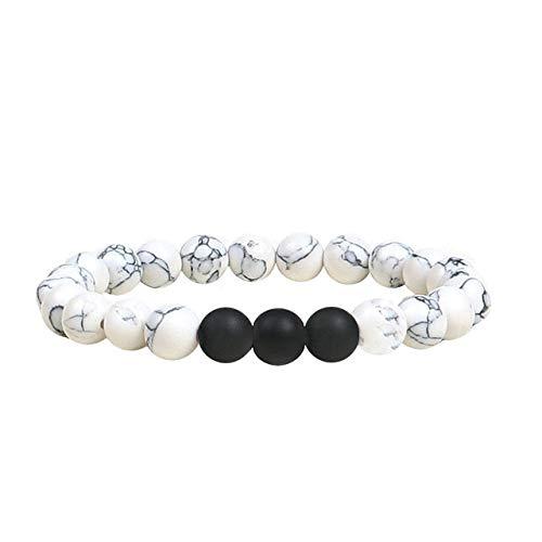 Amazon.com: Pulseras Mujer Fashion Chakra Bracelet Men Women ...