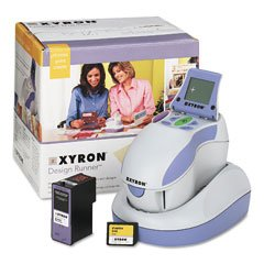 Xyron 24139 Design Runner Handheld Cordless Printer