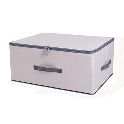 Hate crying Cubos Plegables de la Caja de almacenaje con Las Tapas y Las manijas los organizadores caseros del hogar ordenan...
