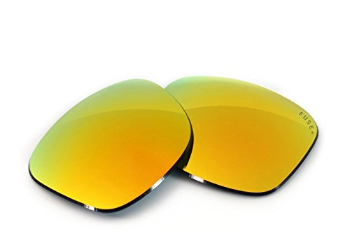 FUSE+ Lenses for Ray-Ban RB2151 Wayfarer Square Cascade Mirror - Wayfarer Rb2151