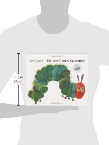 The Very Hungry Caterpillar: Eric Carle: Amazon.com.mx: Libros