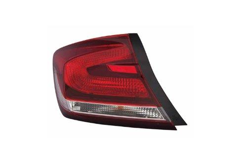il Light Assembly (HONDA CIVIC SEDAN 13-15 OUTER DRIVER SIDE NSF) (Civic Tail Light Lh Driver)