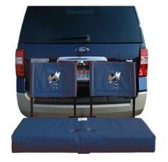 (Rivalry NCAA Georgia Tech Yellow Jackets Tailgate Hitch Seat Cover)