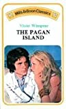 Front cover for the book The Pagan Island by Violet Winspear