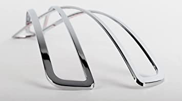 Tuning Accesorios Cromado trasera Reflector Marcos para Audi Q5