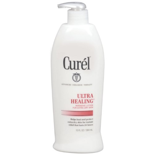 Curel Ultra Healing Lotion, 13 onces