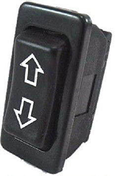 On Off Rocker Switch Bleu Rond Circulaire 12 V K722 Robinson 180627