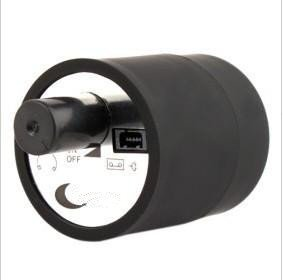 Black Ear Amplifier Bug Wall Listening Device Audio Listening Wiretap Device