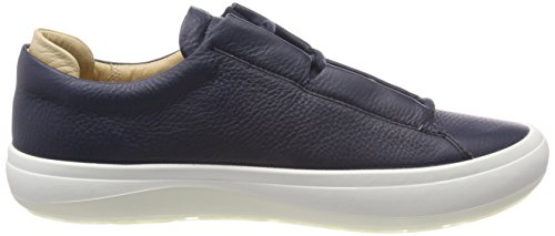 Veg Homme With Ecco Kinhin Tan Basses Outsole Sneakers White Marine Bleu ZwnYUPCq