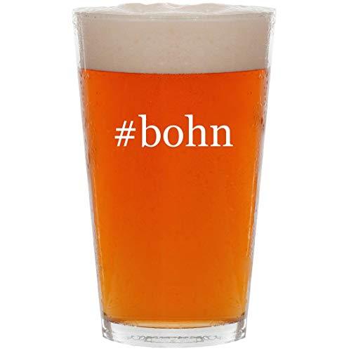 #bohn - 16oz Hashtag All Purpose Pint Beer Glass