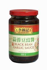 Lee Kum Kee Schwarze Bohnen Knoblauch Sauce 368g