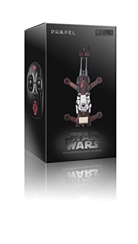 Propel Star Wars Quadcopter: Speeder Bike Collectors Edition Box by Propel (Image #8)