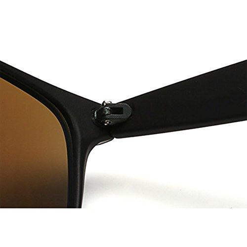 Moda Retro De Cuadradas Color De Gafas Gafas 4 Personalidad Unisex QY 3 Sol YQ La FSwnPqzS