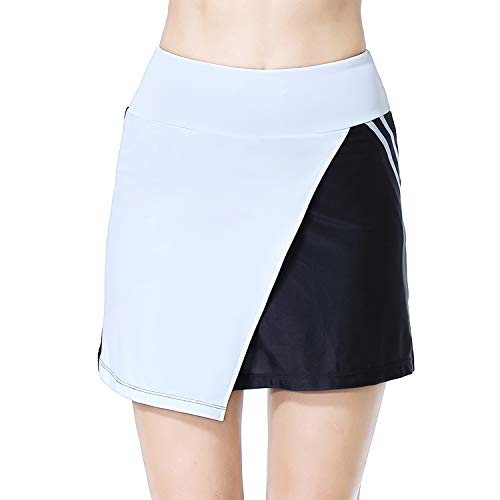 ANIVIVO Women Tennis Skirts with Pockets, High