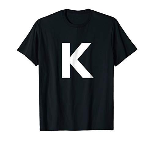 CMYK Black K Color Halloween Custome Shirt- Funny -