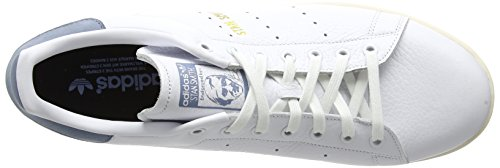 Stan Chaussures Blanc De Azutac ftwbla Smith Ftwbla Course Blanc Adidas gZwAA