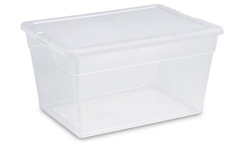 Sterilite Quart Clear Storage Box
