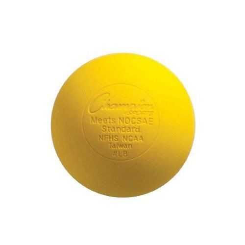 New Champion 2 Count Official Lacrosse Balls NFHS NCAA & NOC
