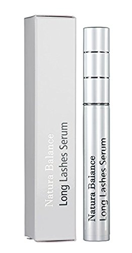 Safe and Natural Natura Balance Eyelash Growth Serum Natural Hormone-Free (6ml !)!