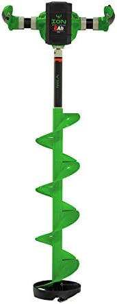 Ion Electric Ice Auger 6AMP – G2 Series