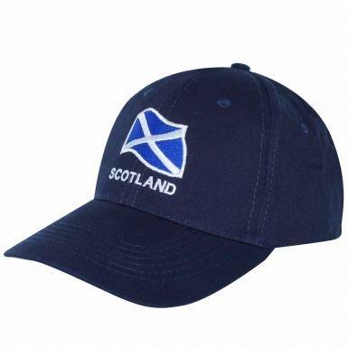 - Scotland Saltire Flag Baseball Cap (Adults)