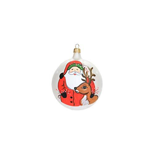 Vietri Old St. Nick 2019 Limited Edition Ornament (Vietri Christmas Ornaments)
