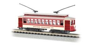 Bachmann Industries Brill Trolley United Traction