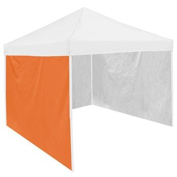 (Logo Canopy Tent Side Panel, Carrot)
