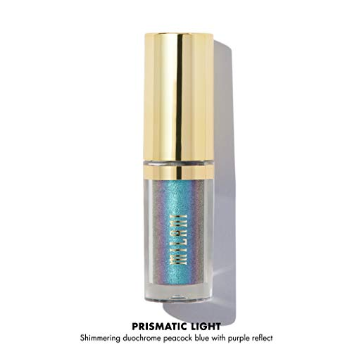 Milani Hypnotic Lights Eye Topper - Prismatic Light (0.18 Ounce) Cruelty-Free Eye Topping Glitter with a Shimmering Finish