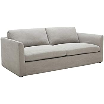 Super Stone Beam Faraday Down Filled Casual Sofa 102W Light Grey Pdpeps Interior Chair Design Pdpepsorg