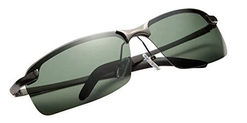 Couleur3 Unisexe ultraviolets soleil JYR anti de HD marée Lunettes Lunettes Polaroid Eyewear de soleil mode Aviator HZ7gCq7