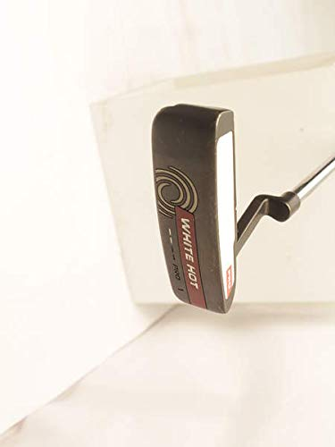 Odyssey White Hot Pro #1 Putter 3 Stock Steel Shaft Steel Right Handed 35 in (Odyssey White Hot Pro 1 Putter 35 In)