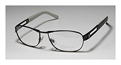 Oga 6972o Mens Vision Care Fashion Accessory Designer Full-rim Eyeglasses/Glasses