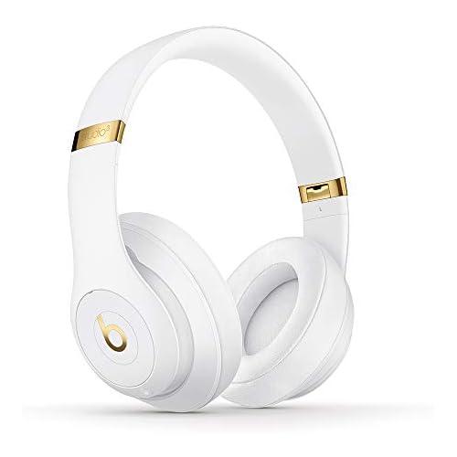chollos oferta descuentos barato Beats Studio3 Wireless con cancelación de ruido Auriculares supraaurales Chip Apple W1 Bluetooth de Clase 1 cancelación activa del ruido 22 horas de sonido ininterrumpido Blanco