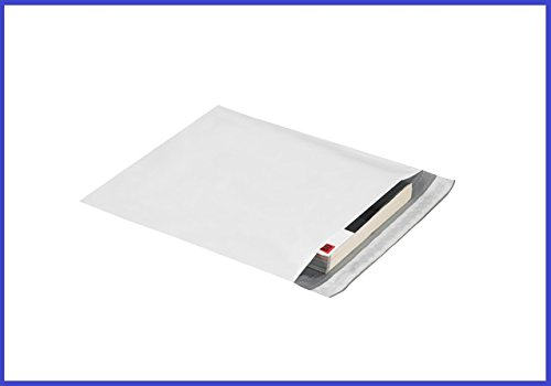 pansion Poly Mailer Gusseted Plastic Shipping Envelope - 8 Sizes Available - Example (11