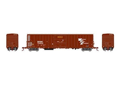 HO 57' Mechanical Reefer BNSF/WFE #795042