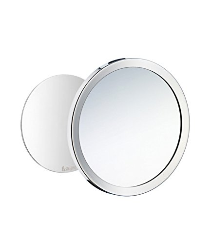 Smedbo SME FK442 Mirror Wallmount, Polished Chrome, ()