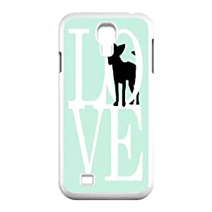 FLYBAI Chihuahua Phone Case For Samsung Galaxy S4 i9500 [Pattern-5]