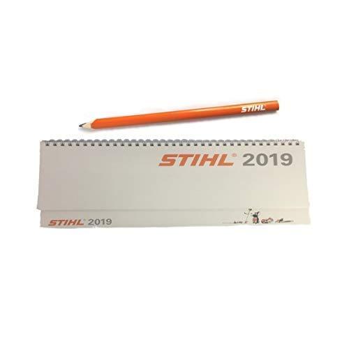 Zimmermannsbleistift Stihl Kalender 2019 Tischkalender