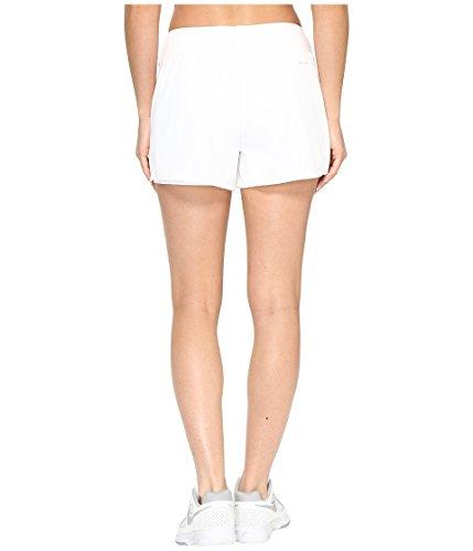 Short De Tennis Nike Court Flex Pure Women Blanc / Noir
