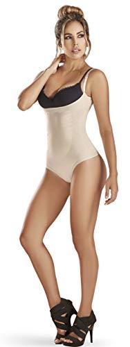 Shapewear Slimming for Women Light Shaper Thermal Panty. Fajas Colombianas Black