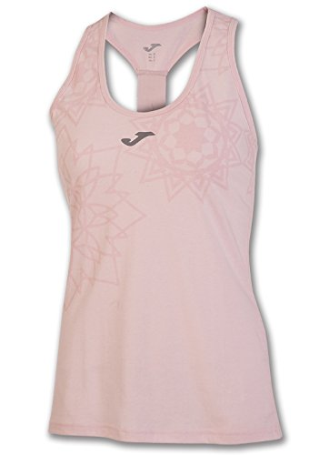 JOMA T-SHIRT FREE PINK SLEVEELESS S
