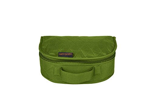Petite Oval Green - Oval Sewing Box Petite Green