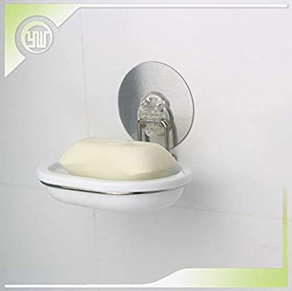 Sun Glower Porta jabón para baño y Cocina Aspirador de vacío ...