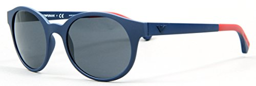Emporio Grey Matte C51 EA4045 Armani Blue xCZZUFYqw