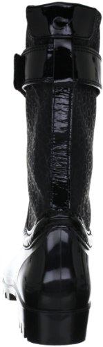 Acqua Piccolo Donne Scarpe Di Calvin Klein Logo Bbk Ondeggianti Brevetto Nylon Gomma qRRvwpO6B