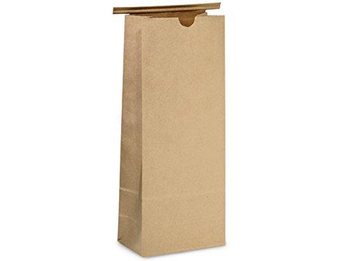 2 Lb Tin Tie Bags - 2